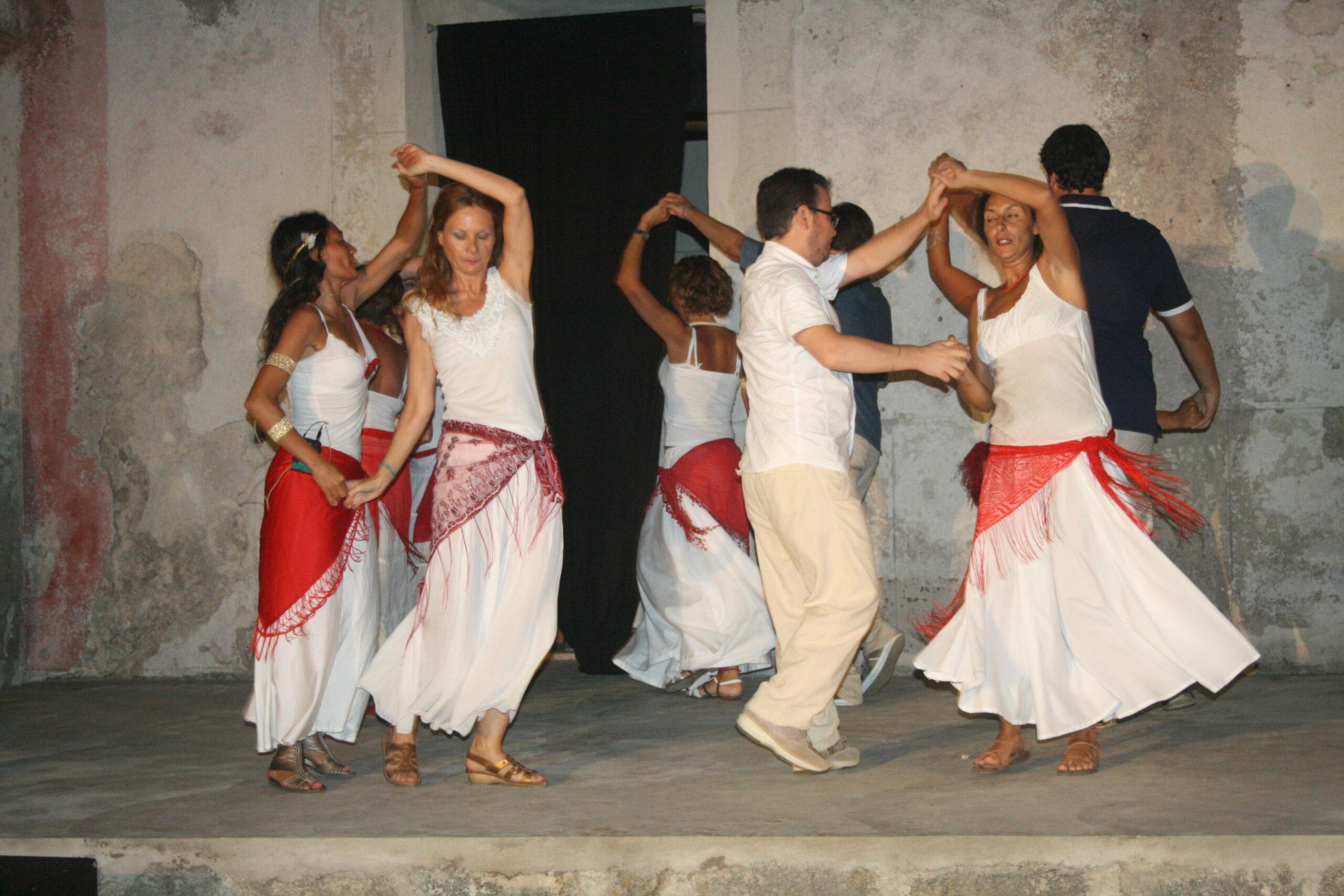 Salina Calcara di Trapani e Paceco - Eventi - Teatro tra sole e sale 2012 - 16 Agosto 2012